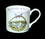 Anita Jeram: Basketful of Kittens