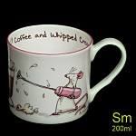Anita Jeram: Coffee and Whipped Cream